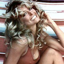 Farrah Fawcett u kultnom kupaćem kostimu