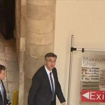 Brojni projekti na sjednici Vlade u Dubrovniku (Video: Dnevnik Nove TV)