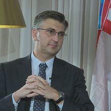 Gost Dnevnika Nove TV premijer Andrej Plenković (Foto: Dnevnik.hr) - 1