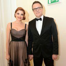 Lejla Filipović u balskoj haljini Ivana Alduka - 1