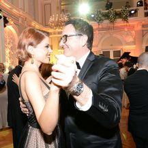 Lejla i Tarik Filipović na svečanom balu Varaždinske županije