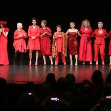 Dan crvenih haljina (Foto: Matija Habljak/PIXSELL)