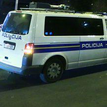 U prometnoj nesreći prevrnulo se poliicjsko vozilo (Foto: Goran Stanzl/PIXSELL) - 7