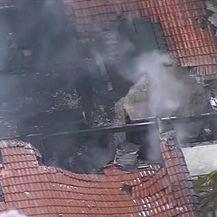 Pad zrakoplova u Kaliforniji (Video: Reuters)