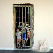 Djeca u Venezueli umiru od gladi (Foto: AFP)