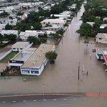 Poplave u Australiji (Foto: Handout / QUEENSLAND FIRE AND EMERGENCY SERVICES / AFP)