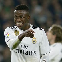 Vinicius Junior (Foto: AFP)