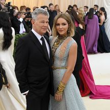 David Foster i Katharine McPhee (Foto: Getty Images)