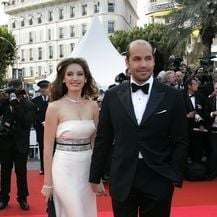 Kelly Brook i Billy Zane (Foto: AFP)