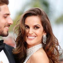 Izabel Goulart i Kevin Pratt (Foto: Getty Images)
