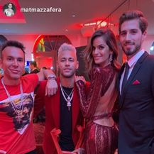 Izabel Goulart i Kevin Pratt, Neymar (Foto: Instagram)