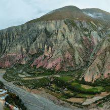 Brdo od sedam boja, Argentina - 2