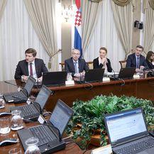 Sjednica Vlade (Foto: Patrik Macek/PIXSELL)
