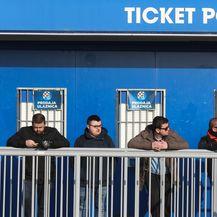 Prodaja ulaznica za Dinamo – Viktoria Plzen (Foto: Matija Habljak/PIXSELL)