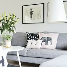 Ukrasni jastuci odmah će uljepšati unajmljeni životni prostor