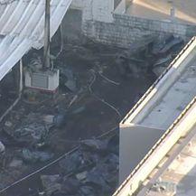 Tragedija u Brazilu, u požaru poginulo 10 mladih nogometaša (Screenshot:Reuters)