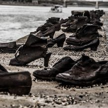 Cipele na obali Dunava - 3