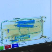 Pregled kofera u Zračnoj luci Franjo Tuđman (Foto: Dnevnik.hr)
