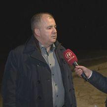 Martin Baričević, predsjednik Udruge općina, i Šime Vičević (Foto:Dnevnik.hr)