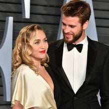 Liam Hemsworth i Miley Cyrus (Foto: Getty Images)
