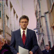 Zadrani protiv pravosuđa koje štiti nasilnike (VIDEO: Vijesti Nove TV u 17)