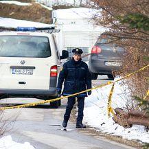 Policija u Suhodolu u BiH (Foto: Armin Durgut/PIXSELL) - 9