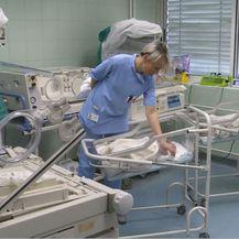 Medicinska sestra iz KBC-a Rijeka (Foto: Dnevnik.hr)