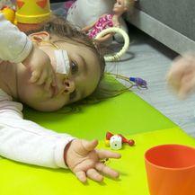 Curica sa spinalnom mišićnom atrofijom (Foto: Dnevnik.hr) - 2
