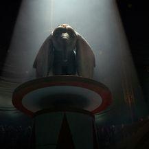 Scena iz Disneyjeva filma 'Dumbo' o slavnom letećem sloniću
