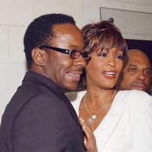 Whitney Houston i Bobby Brown (Foto: Getty Images)