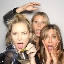 Kate Hudson, Jennifer Aniston, Gwyneth Paltrow (Foto: Instagram)