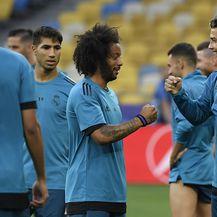 Marcelo i Cristiano Ronaldo (Foto: AFP)