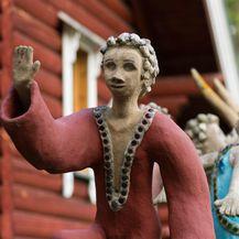 Park skulptura Parikkala - 3