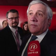 Antonio Tajani (Screenshot: Dnevnik.hr)