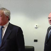 Tajanijev pokušaj isprike (Video: Dnevnik Nove TV)