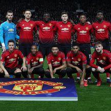 Manchester United protiv PSG-a (Foto: Martin Rickett/Press Association/PIXSELL)