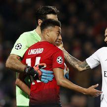 Manchester United - PSG (Foto: Martin Rickett/Press Association/PIXSELL)