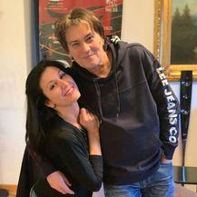 Ana Rucner i Vlado Kalember (Foto: Instagram)