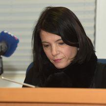 Sutkinja Mitra Meštrović (Foto: Dino Stanin/PIXSELL)