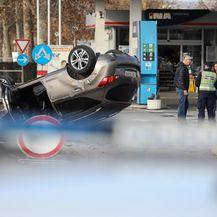 Prometna nesreća u Zagrebu (Foto: Jurica Galoic/PIXSELL) - 9
