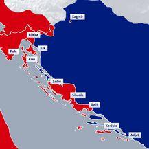 Hrvatska pod talijanskom okupacijom (Foto: Dnevnik.hr)
