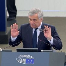 Antonio Tajani se ispričao (Foto: Dnevnik.hr)