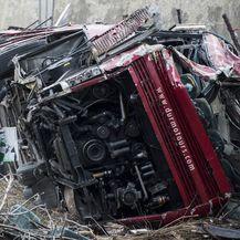U teškoj nesreći poginulo je 15 ljudi (Foto: AFP) - 1
