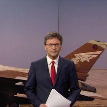 Burno u Saboru (Video: Vijesti u 17 h)