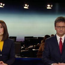 Gost Dnevnika Nove TV predsjednik Hrvatskog sabora Gordan Jandroković (Video: Dnevnik Nove TV)