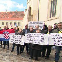 Prosvjed (Dnevnik.hr)