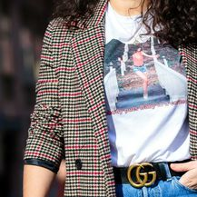 Street style zagrebačke \'lavice\' u majici s porukom - 5