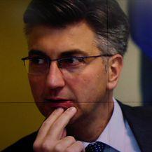 Premijer Plenković o predsjednici (Video: Vijesti u 17h)