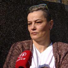 Majka pretučene djevojčice Edina Dedić (Foto: Dnevnik.hr) - 2