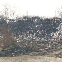 Odlagalište smeća u Belišću (Foto: Dnevnik.hr) - 1